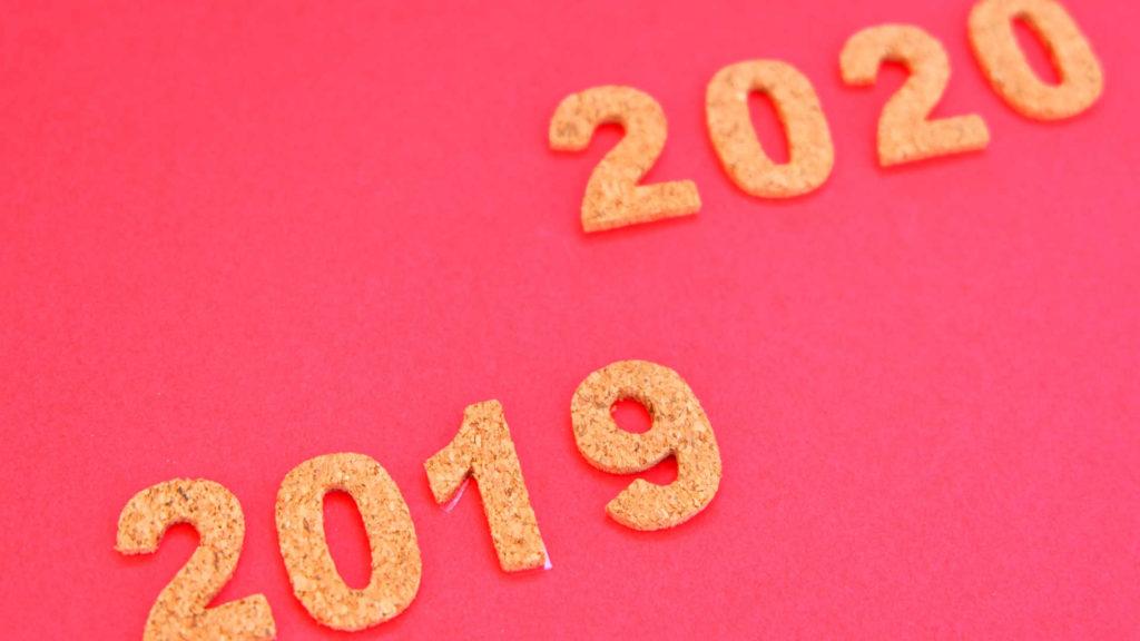 2019年1年間のサイト運営を振り返り、2020年サイト運営方針について考える
