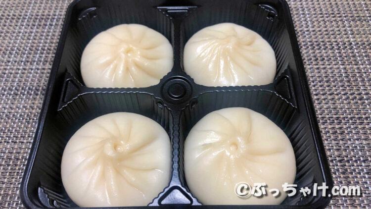 セブンプレミアム「生姜香る小籠包」を既定時間レンチン