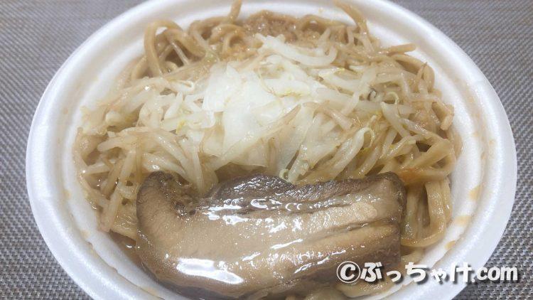 「中華蕎麦とみ田監修三代目豚ラーメン」の食レポ